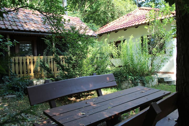 cosy cottage in franconia - Nennslingen - Hus