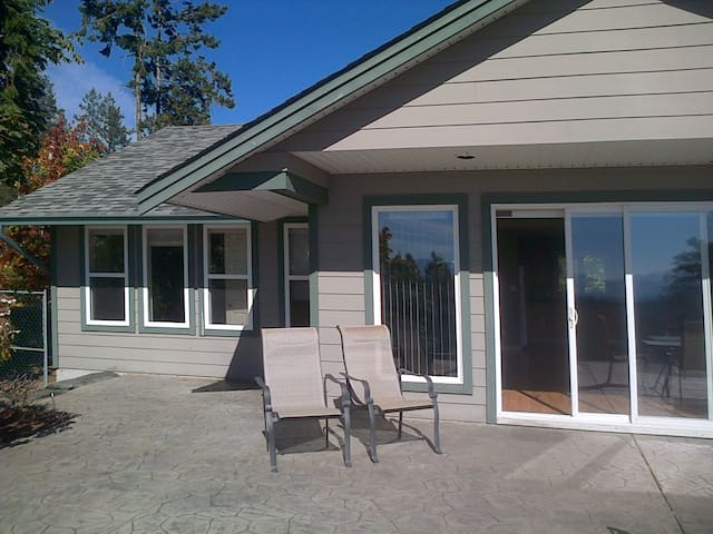 A Room with a View of Cowichan Valley - Duncan - Casa