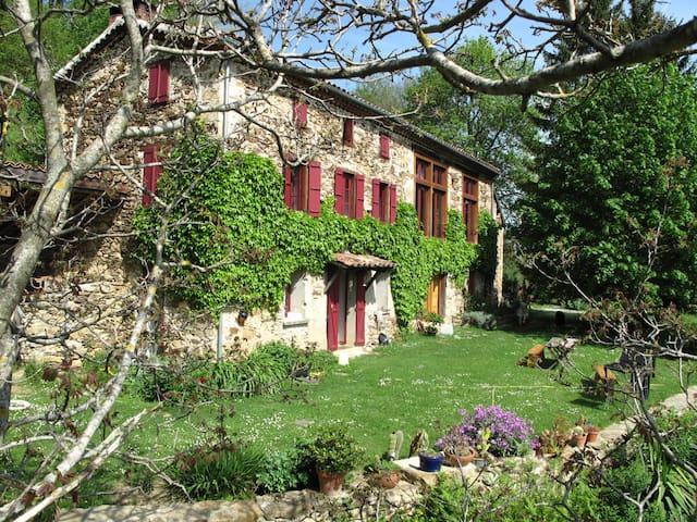 L'échappée verte dans la montagne ! - Foix - Дом
