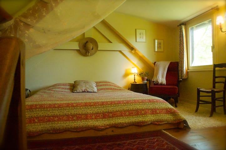 A Writer's Dream Cottage - Le Mesnil-Germain - Ev