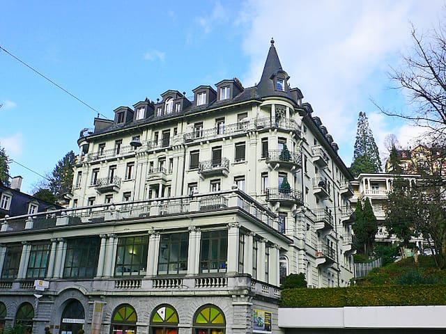 Eden Haus - Luzern - Apartemen