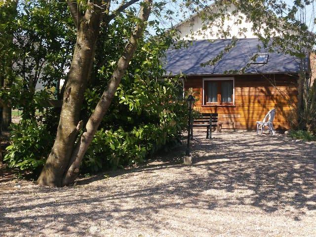 Cosy cottage Baie de Somme - Aigneville - Chalet
