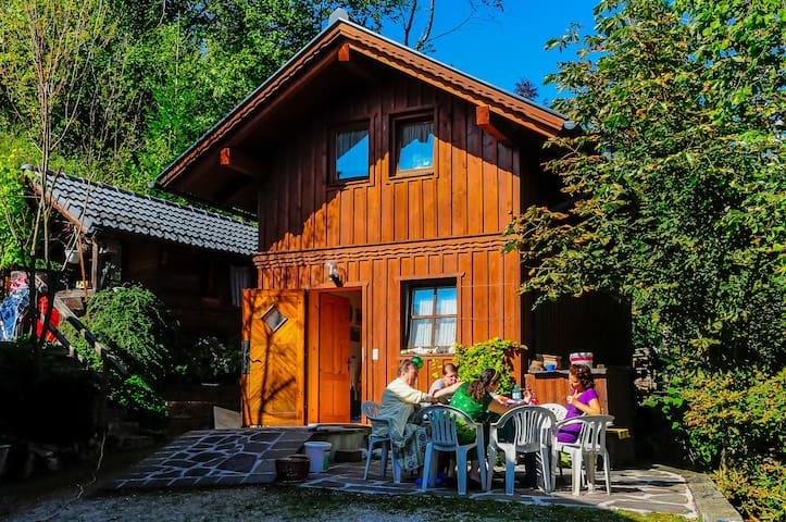 Cottage at the edge of the woods - Bad Aussee - Rumah