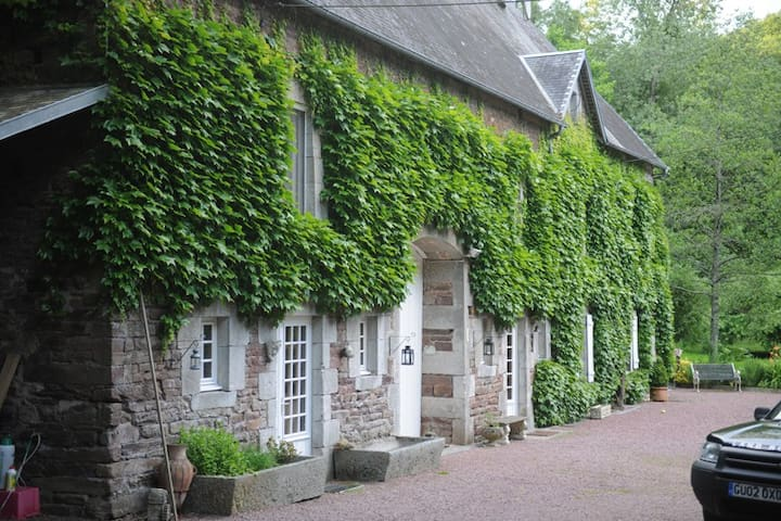 Apartment in Le Moulin De La Roque - Montpinchon - Lägenhet