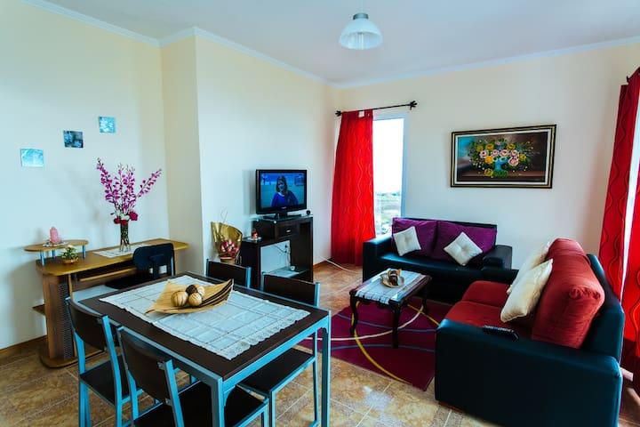 Pérola Dourada - AL - Santana - Apartment
