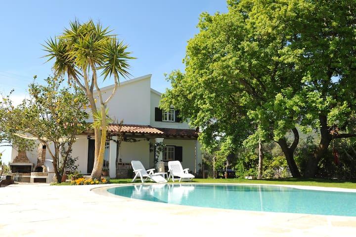 Villa Araxali, Halikounas  - Corfou - Villa