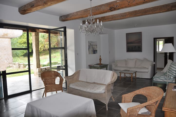 Villa 5 bedrooms swimming pool wifi - Sault en Provence  - Villa