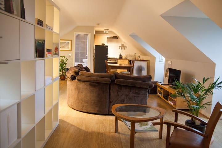 Contemporary Loft Apartment - 法爾茅斯(Falmouth)