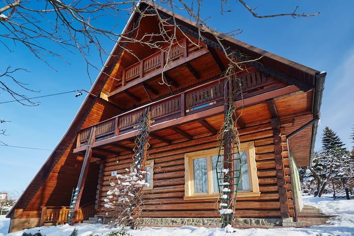 Piękny dom w górach w Rabce Zdroju - Rabka Zdrój - Casa
