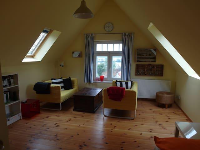 studio above the lakes in Ratzeburg - Ratzeburg