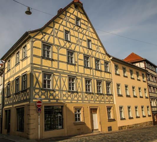 Ferienwohnung Altstadtpalais Birne - Bamberg - Hus