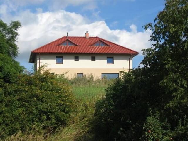 Penzion bez modrého páva - Kopřivnice - Casa