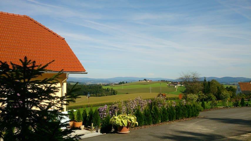 Ferienwohnung im bayerischen Wald - Tittling - Leilighet