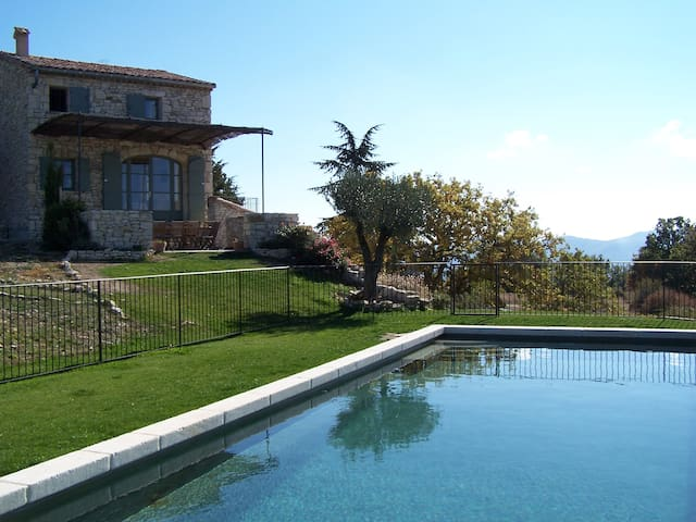 Amazing house in the Luberon ! - Viens