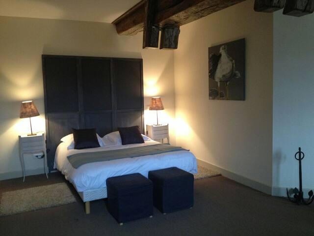 Maison d'hôtes Le Casalet - Villandraut - Bed & Breakfast