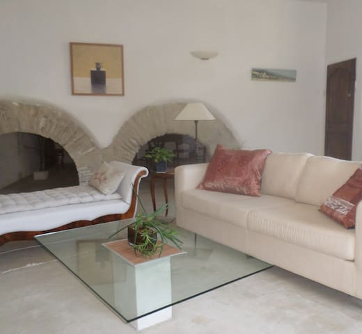 Charming room in 17th Century Home - Saumane-de-Vaucluse - Bed & Breakfast