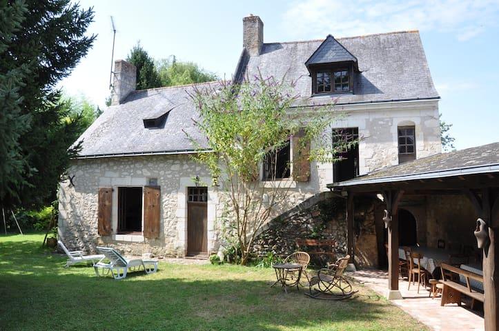 Le Logis du Petit Bray - Le Guédeniau - Ev
