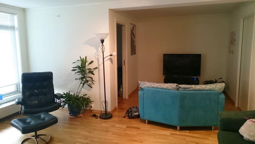 Romslig leilighet rett ved Moa - Ålesund - Departamento