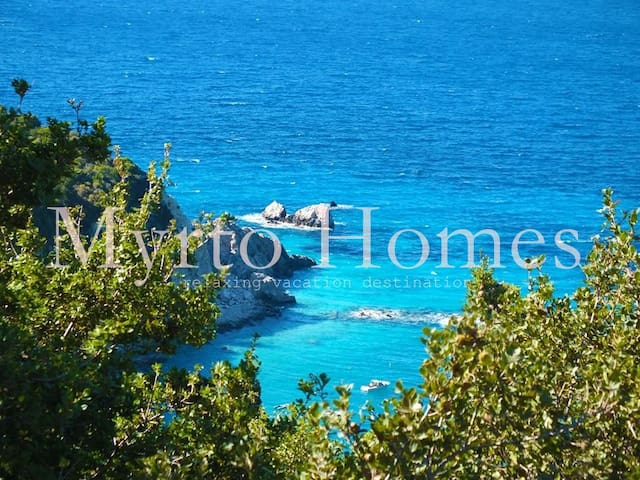 Myrto Vacation Relaxing Homes  - Lefkada - Apartamento