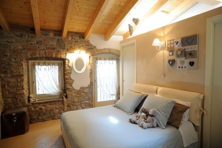 Romantico appartamento - Sarnico