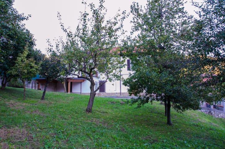 Relax n the hills of Lake Iseo EXPO - Adrara San Martino - 一軒家