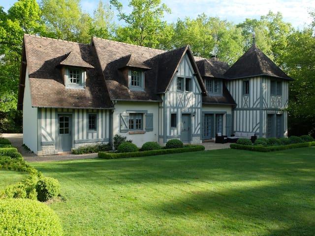 Beautiful country house - La Houssaye - Hus