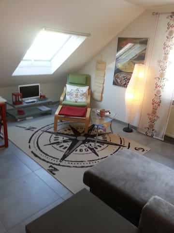 Apartment fully equiped/alles drin - Spaichingen - Appartement