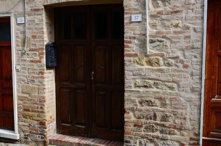 Appartamento vacanze al piano terra - Penna San Giovanni - Appartement