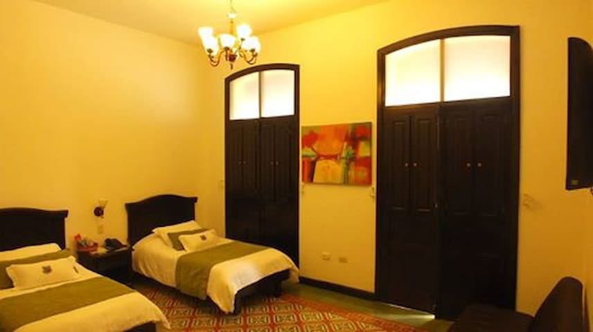 habitacion estandar - Guadalajara de Buga - Bed & Breakfast