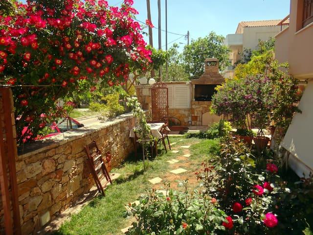 Garden view Studio - Patima Chalandriou - Apartemen