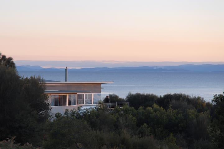 Multi award winning waterfront B&B - Coles Bay - Oda + Kahvaltı
