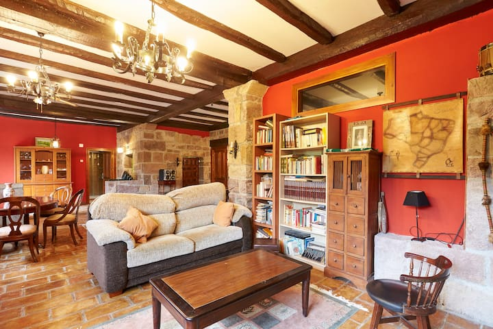 apartamento en casa de sunbilla - Sunbilla - Leilighet