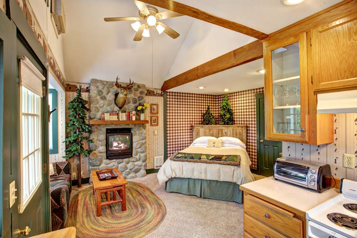 Cabin-like Retreat in Puyallup - Puyallup - Apartmen
