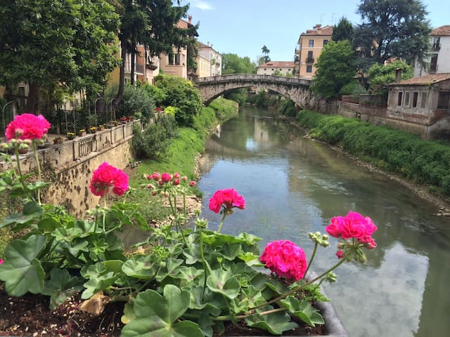 Apartment in the heart of Vicenza - Vicenza - Leilighet
