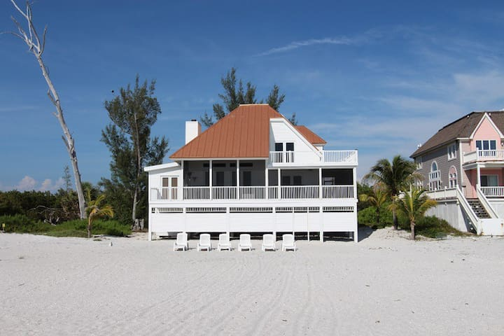Villa Beach Mansion - Captiva - Hus