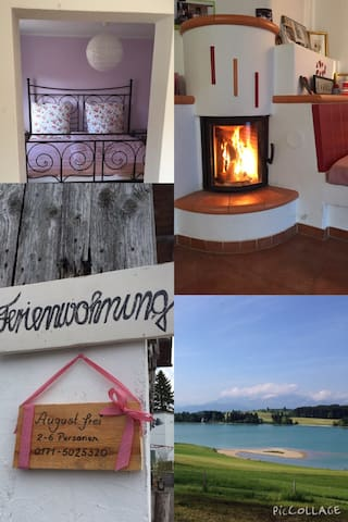 Ehemaliger Bauernhof im Allgäu - Eisenberg - Huis