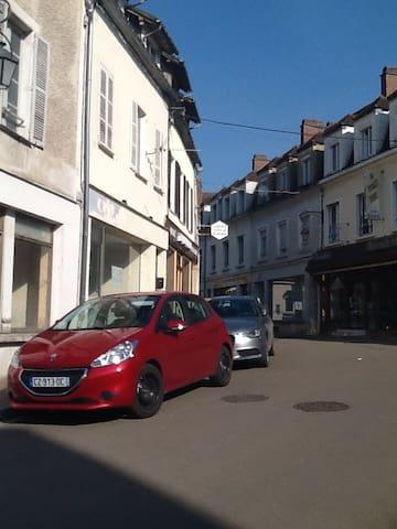 Local commercial - Saint-Florentin - Appartement
