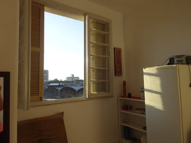 Studio in a Central Neighborhood - Porto Alegre - Huoneisto
