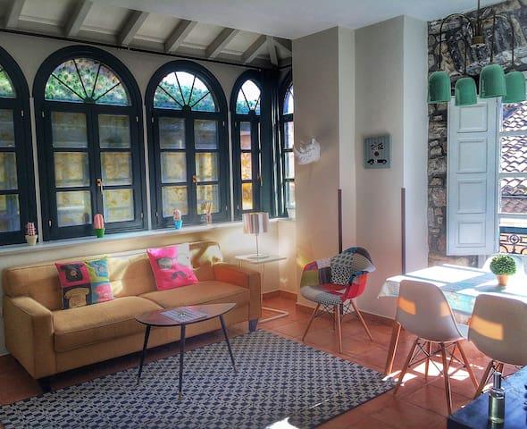 Hevia Apartments - Villaviciosa - Appartement