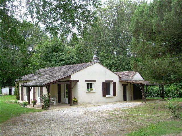 Périgord pourpre maison dans parc - Lalinde - Huis