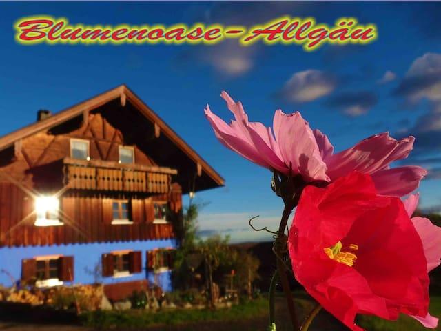 """Blumenoase Allgäu"" - Blaichach - Rumah"