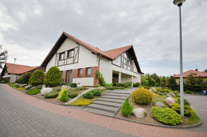 Apartament 2 osobowy - Borkowo - Daire