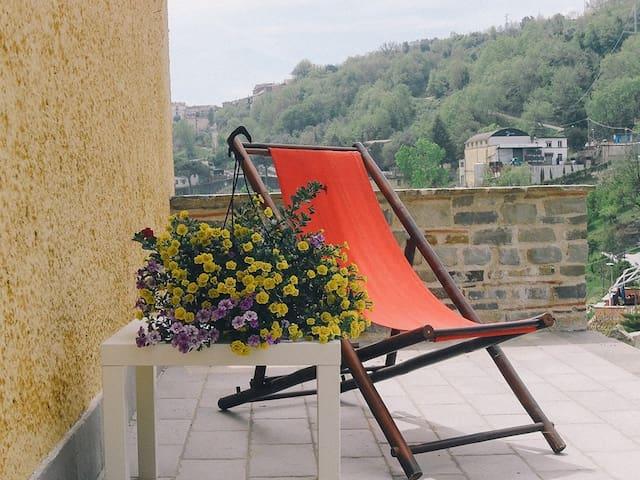 Casa Giardino Casa vacanze Cilento - Rutino - Huis