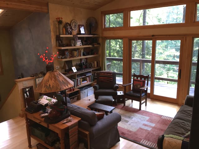 Sanctuary in the Redwoods - Cazadero - Ev