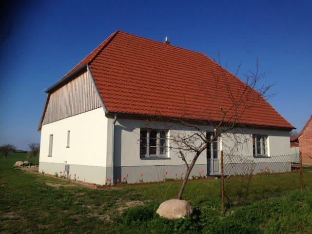 Ruheoase in Mecklenburg - Faulenrost