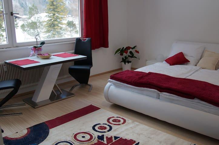 W&S Executive Apartments - GF - Obertraun