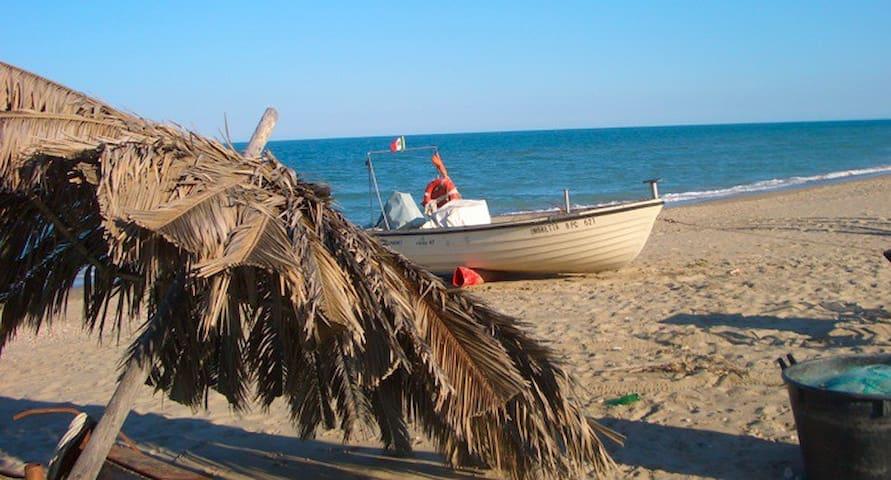 Casa spaziosa a soli 50mt. dal mare - Alba Adriatica - Appartement