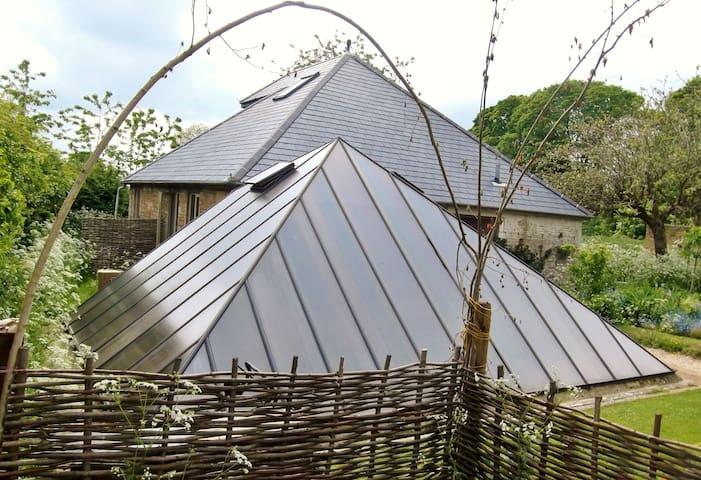 Artistic rural retreat in Cotswolds - Spelsbury - Huis