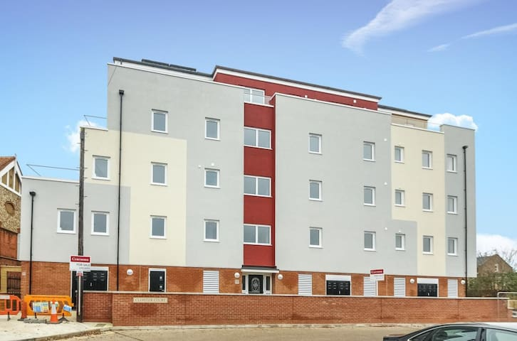 New build 2 bed gorgeous apartment - Walton-on-Thames