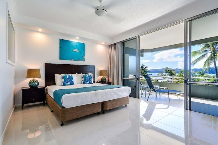 Hibiscus 107 Deluxe 2 Bedroom Apt + Buggy - HAMILTON ISLAND